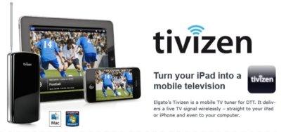 Elgato lanza Tivizen, un sintonizador TDT para dispositivos iOS
