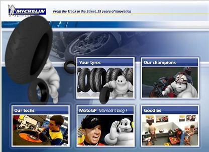 Michelin Moto Technologies, nueva web exclusiva para dos ruedas