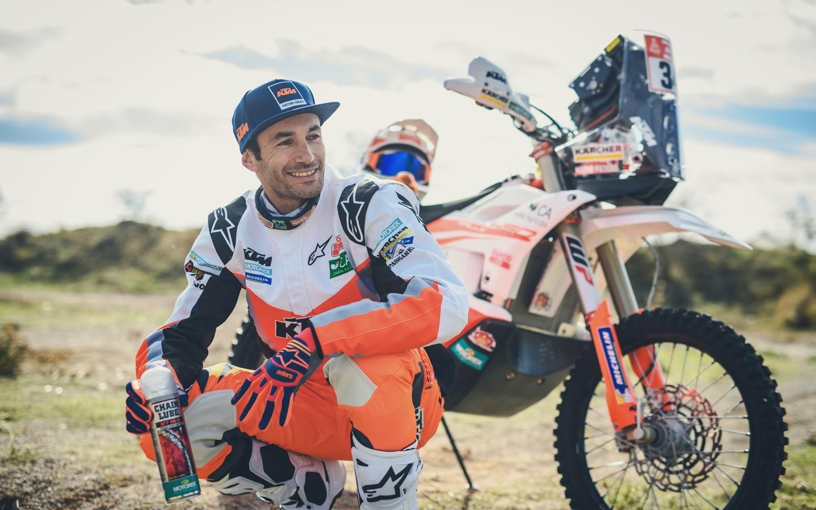 Foto de KTM 450 Rally Dakar 2019 (17/116)
