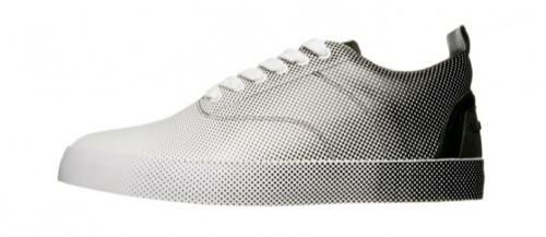 Foto de Lacoste y sus zapatillas puntillistas (3/3)