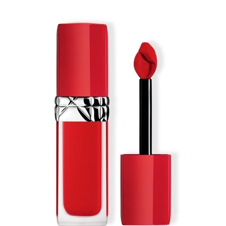 Labial Rojo Dior