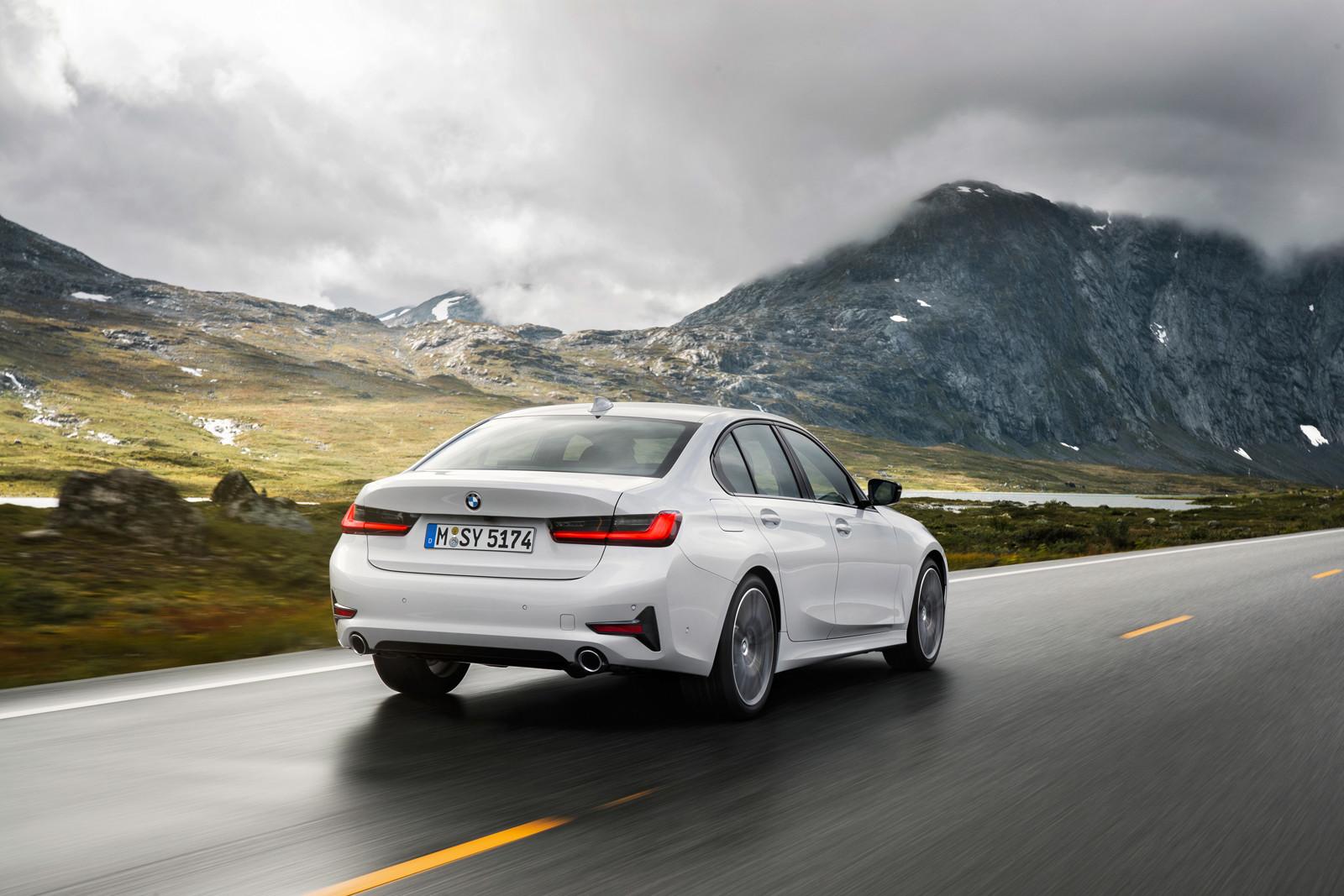 Foto de BMW Serie 3 2019 (50/131)