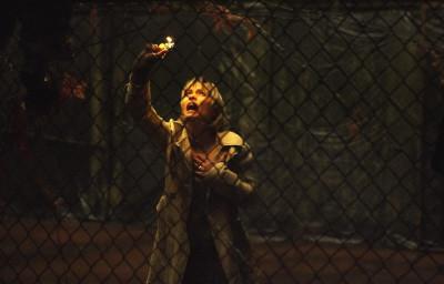 La primera escena de terror en Silent Hill