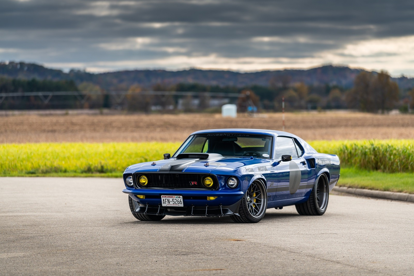 "Foto de Ford Mustang 1 ""UNKL"" por Ringbrothers (16/30)"