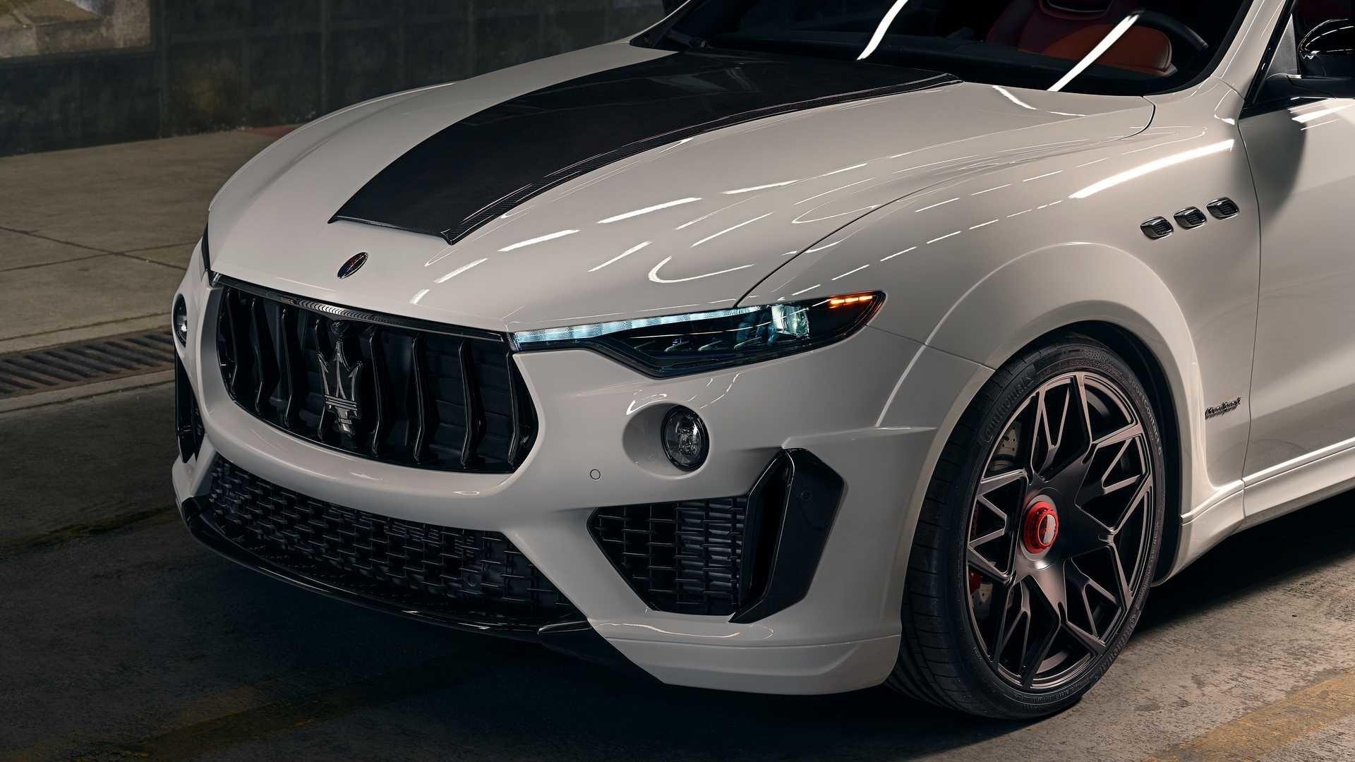 Foto de Maserati Levante Esteso V2 by Novitec (8/12)