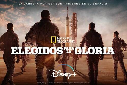 'Elegidos para la gloria': la serie de Disney+ es un solvente drama sobre la carrera espacial