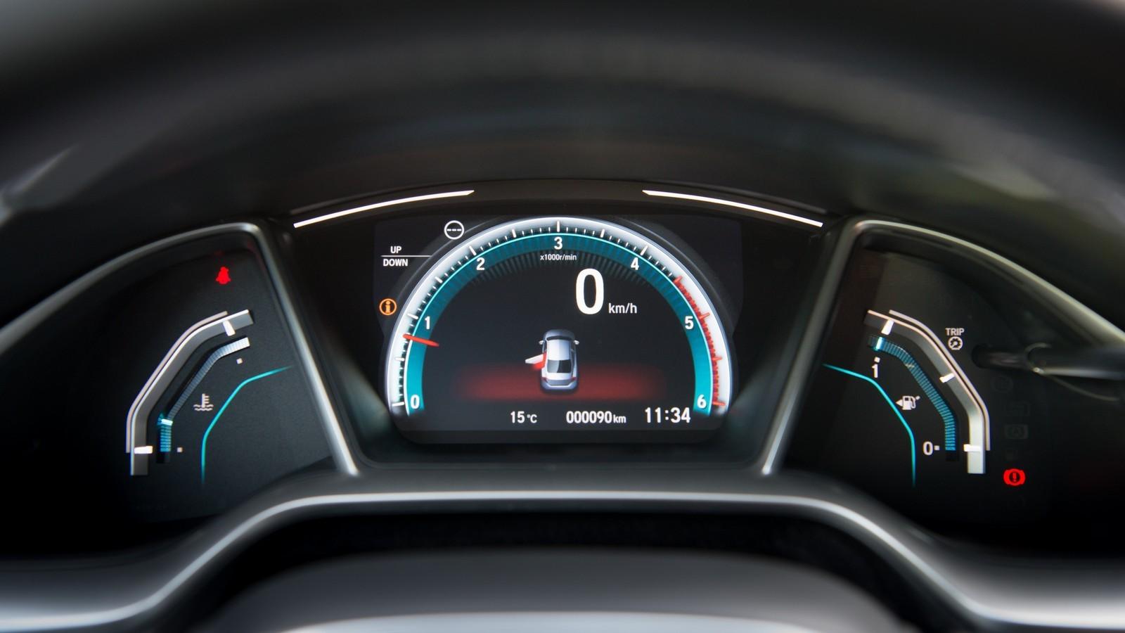 Foto de Honda Civic 4 puertas (7/37)