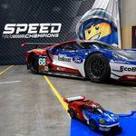 Ford recrea sus éxitos en Le Mans gracias a Lego