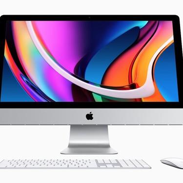 """Nuevos iMac (2020): Apple renueva sus sobremesa de 21,5"""" y 27"""" con los últimos procesadores de Intel y discos SSD de base"""