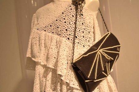 Blanco Chanel colección Primavera-Verano 2012