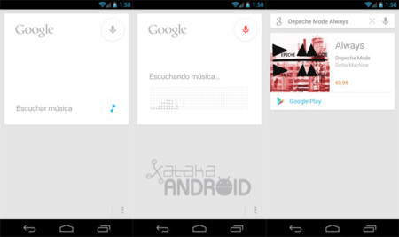Google Search para Android ya permite identificar canciones en España