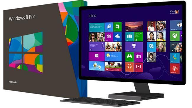 Windows 8 lleva 60 millones de licencias vendidas hasta ahora