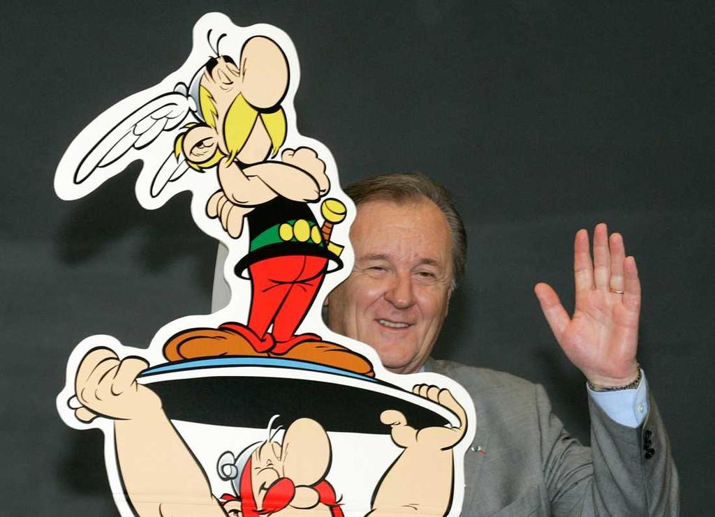 Albert Uderzo muere a los 92 años: adiós al otro padre de Astérix y Obélix