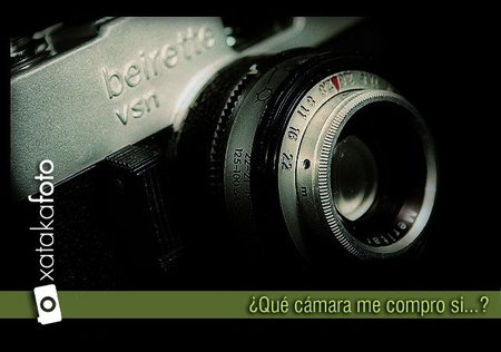 ¿Qué cámara me compro si...?