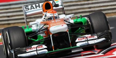 Force India aún espera superar a McLaren