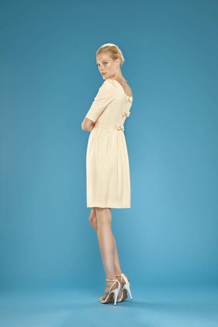Vestido tres lazos Dolores Promesas Resort Primavera-Verano 2014