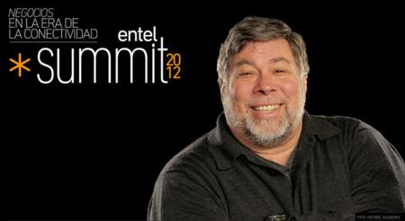 Steve Wozniak acerca de Megaupload, Microsoft Surface, Google Glass y la evolución de los dispositivos móviles