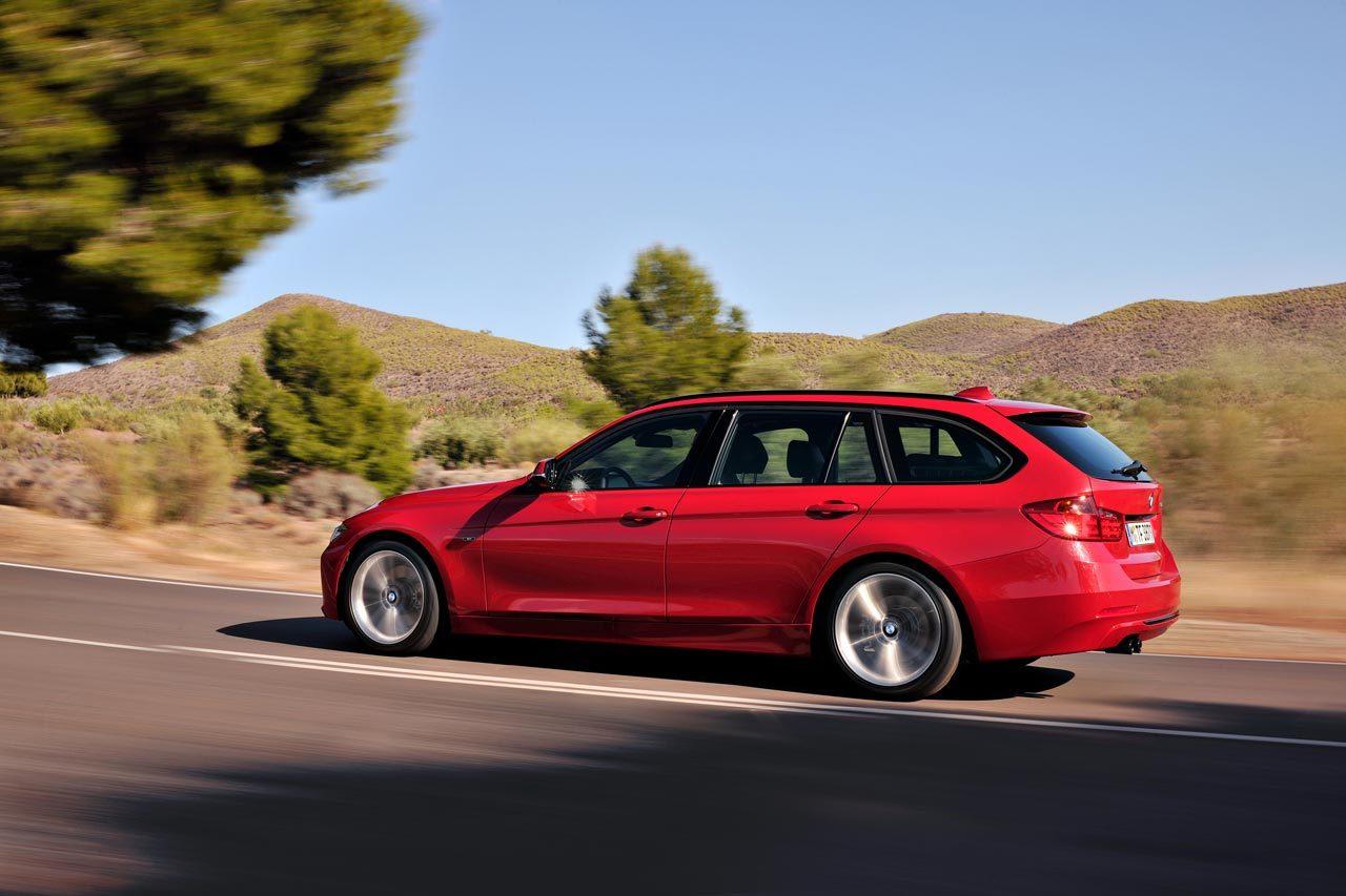 Foto de BMW Serie 3 Touring 2012 (29/43)