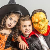 25 terroríficas propuestas de disfraces para Halloween, para bebés y niños