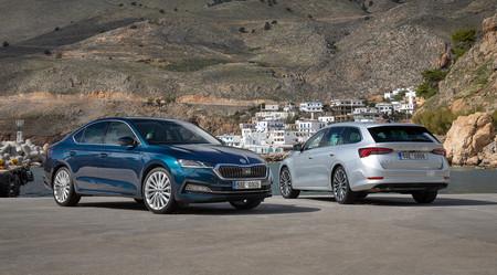 Los precios del nuevo Škoda Octavia arrancan en 26.650 euros, por ahora con motores gasolina y diésel