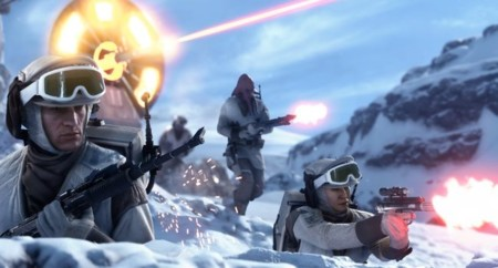 Sale a la luz otro gameplay de 10 minutos de la alpha cerrada de Star Wars Battlefront