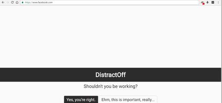 Esta extensión para Chrome evita que visites sitios web a los que solo vas a procrastinar