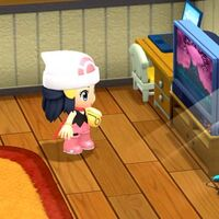 Los remakes de Pokémon Diamante y Perla han decidido conservar un pequeño bug provocado por el hardware de Nintendo DS