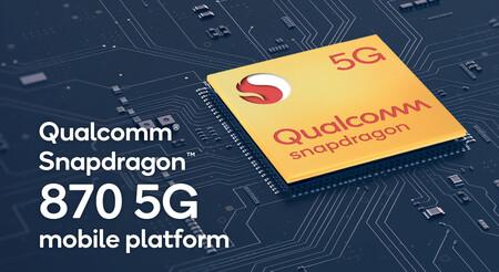 Qualcomm Snapdragon 870: el procesador para la gama alta que quiera ofrecer un precio más competitivo que los buques insignia