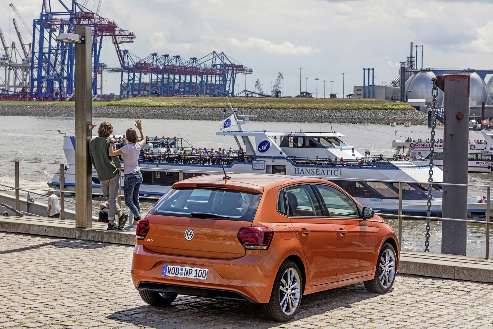 Foto de Volkswagen Polo 2018, toma de contacto (39/59)