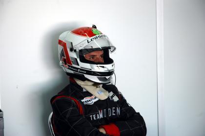 Antonio García disputará Le Mans 2008 a los mandos de un Aston Martin oficial