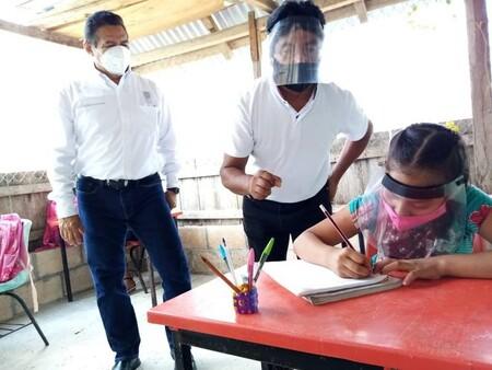 Campeche vuelve a suspender clases presenciales por aumento de casos de COVID: regresa a semáforo amarillo y a clases a distancia