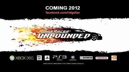 'Ridge Racer Unbounded'. Cambio de planteamiento en la saga. Primer tráiler con una Reiko en plan kamikaze