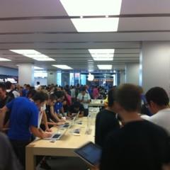 Foto 58 de 93 de la galería inauguracion-apple-store-la-maquinista en Applesfera