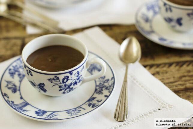 Pudding de café con leche: receta cremosa para los que no perdonan el postre ni el café de sobremesa