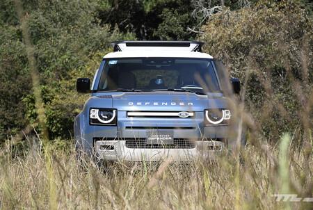 Land Rover Defender Mexico Lanzamiento 2