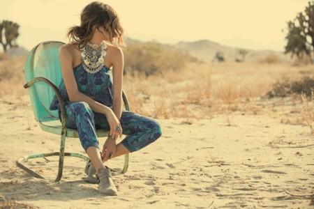 La colaboración más hippie del verano: Anna Sui para O'Neill
