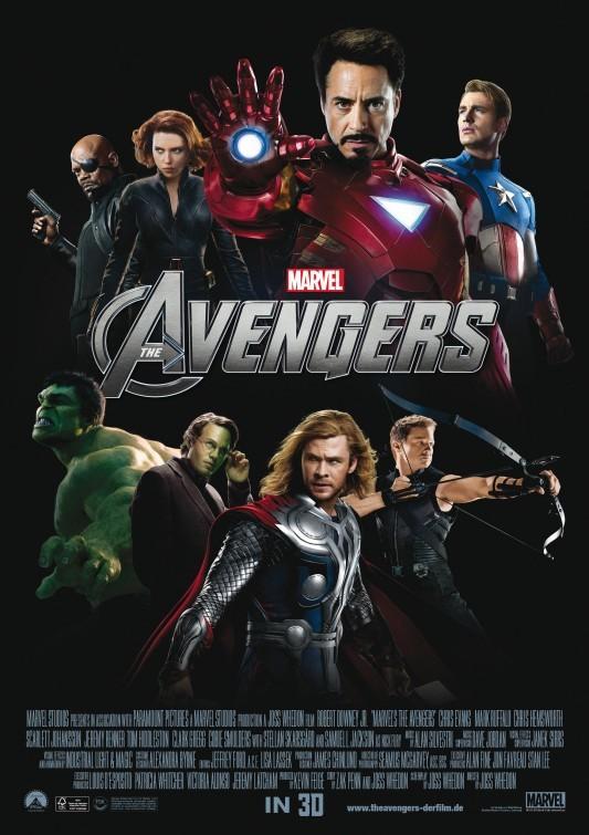 Foto de 'Los Vengadores', todos los carteles de la película de Joss Whedon (15/16)