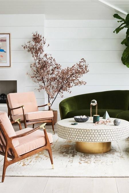La semana decorativa: cómo elegir mesa de centro para el salón y muchas ideas para la cocina