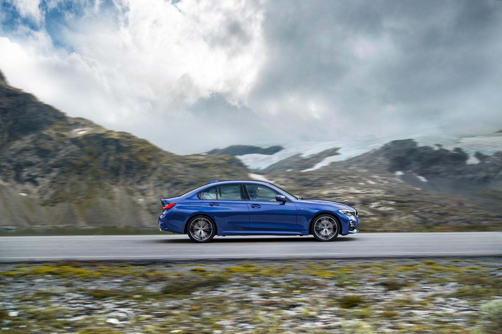 Foto de BMW Serie 3 2019 (20/131)