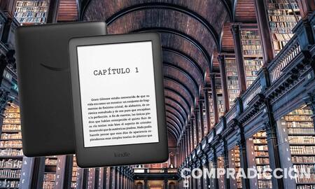 Seis lectores de libros electrónicos Kindle y Kobo, desde 89 euros, para celebrar el Día del Libro en Amazon