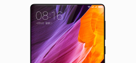 El Xiaomi Mi Mix nos recordaba en algo al Sharp Aquos Crystal... y es con motivo