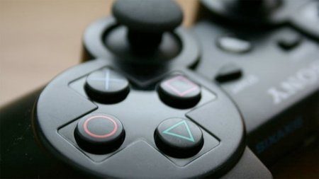 Dual Shock PS3 Buttons