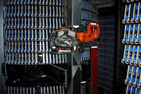 El mayor sistema de almacenamiemto de datos científicos del mundo