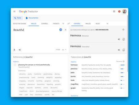 Traductor De Google Genero