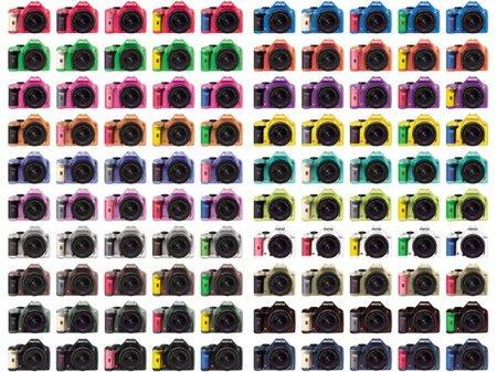 pentax k-x 100 styles