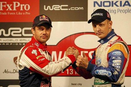 Rally de Gales 2011: (Ultima Hora) Mikko Hirvonen abandona