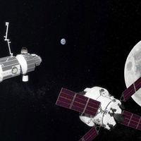 """La NASA habla de la inminente vuelta a la Luna por parte del ser humano y anuncia planes para Marte y """"la nueva ISS"""""""