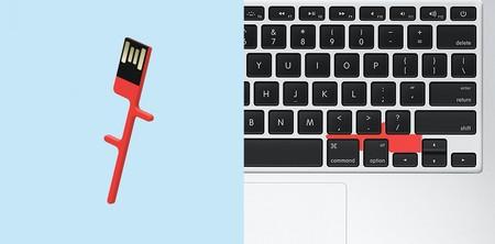 21 diseños originales y útiles para memorias USB: porque además de guardar, también son pequeñas herramientas de bolsillo