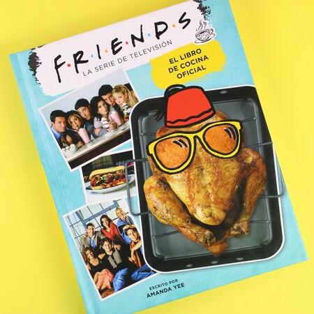 Friends El Libro De Cocina Oficial 1Friends. El libro de cocina oficial