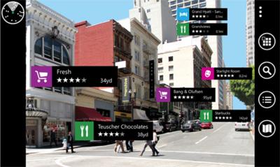 Nokia City Lens llega a los Lumia 710, 800 y 900